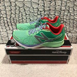 "New balance ""Ariel"" RunDisney shoe"